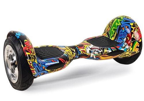 xe điện tự cân bằng 10 inch lốp hơi