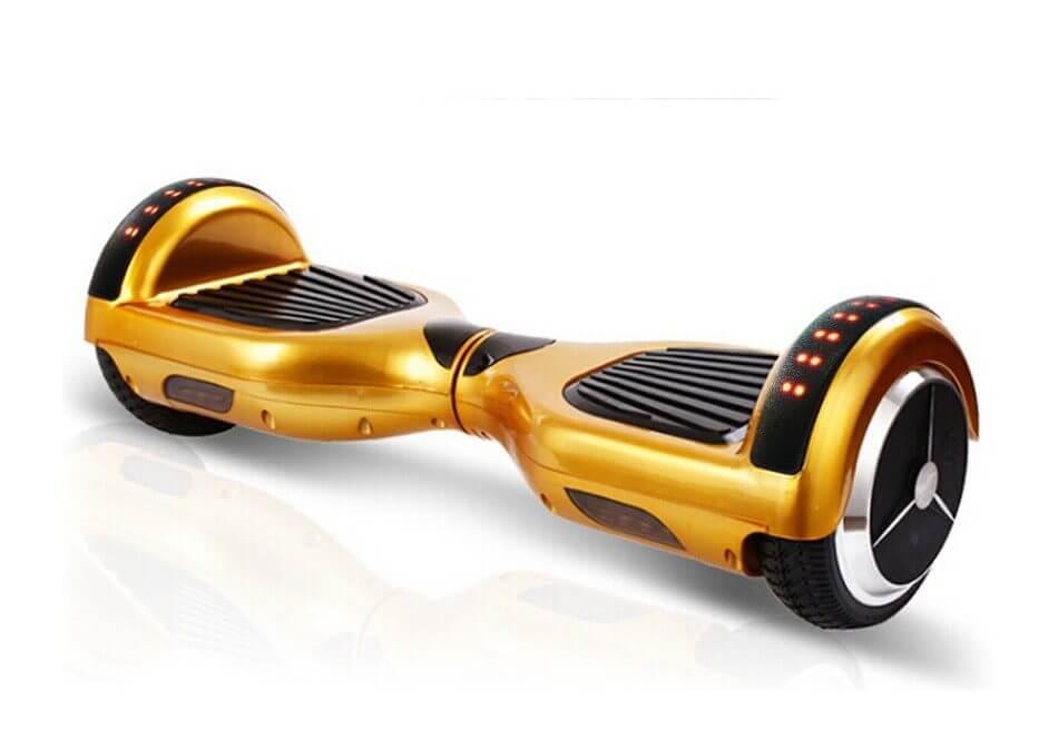 xe cân bằng 2 bánh vàng