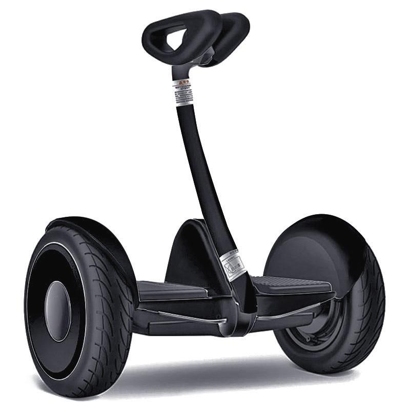 xe điện cân bằng Ninebot đen
