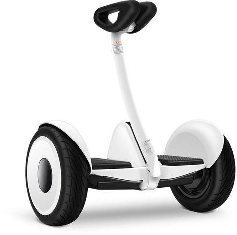 xe tự thăng bằng ninebot trắng