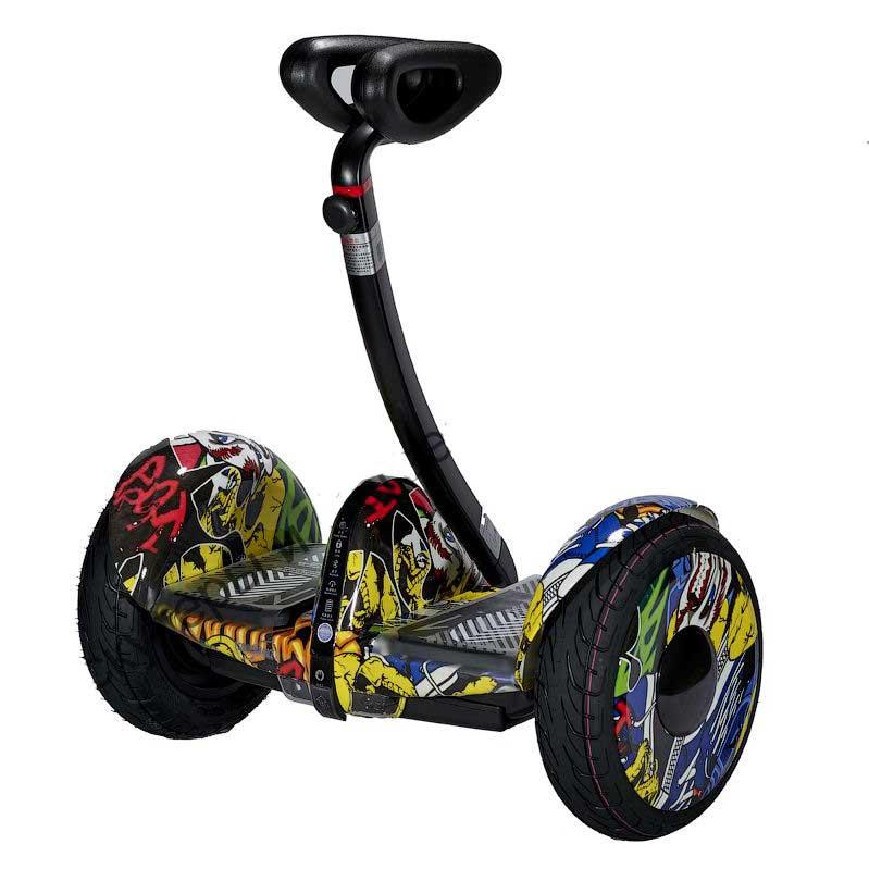 xe cân bằng mini robot monorim