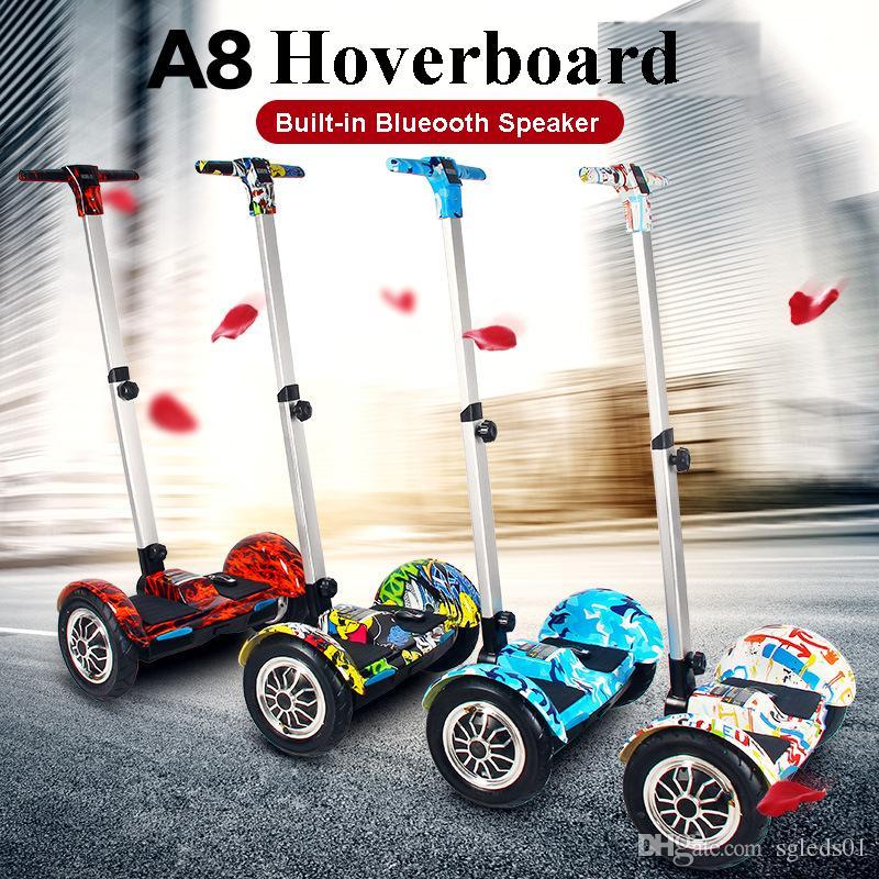 xe điện cân bằng A8