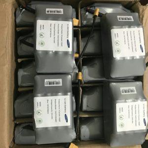 pin xe điện cân bằng samsung 4400 mAh