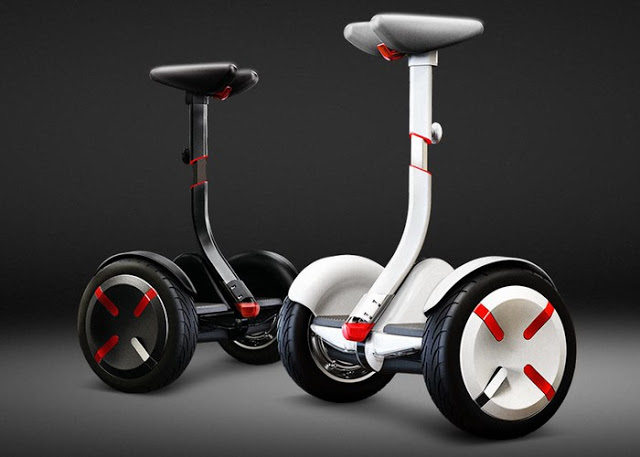 xe dien can bang mini robot pro xecongnghehanoi
