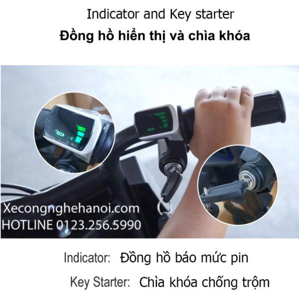 tay-ga-xe-điện-3-bánh-drift-scooter new