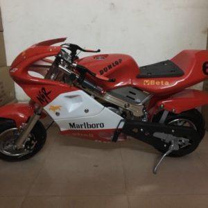 xe moto mini 24v 350w
