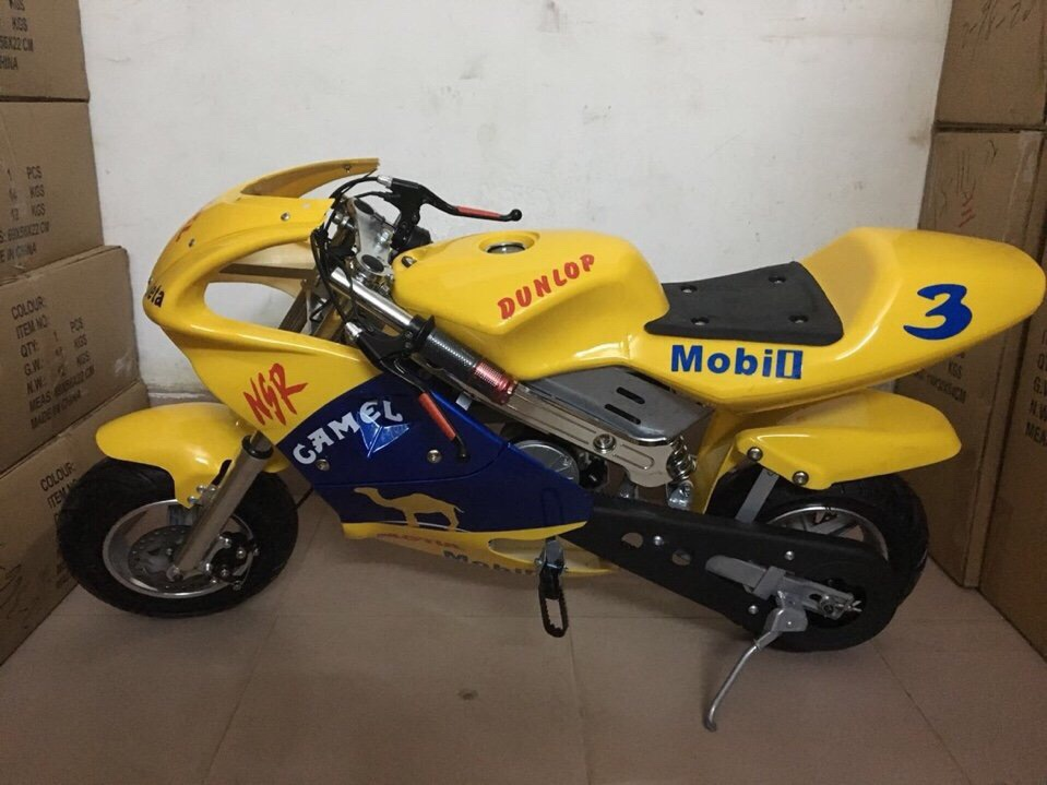 xe moto mini 24v 350w 2