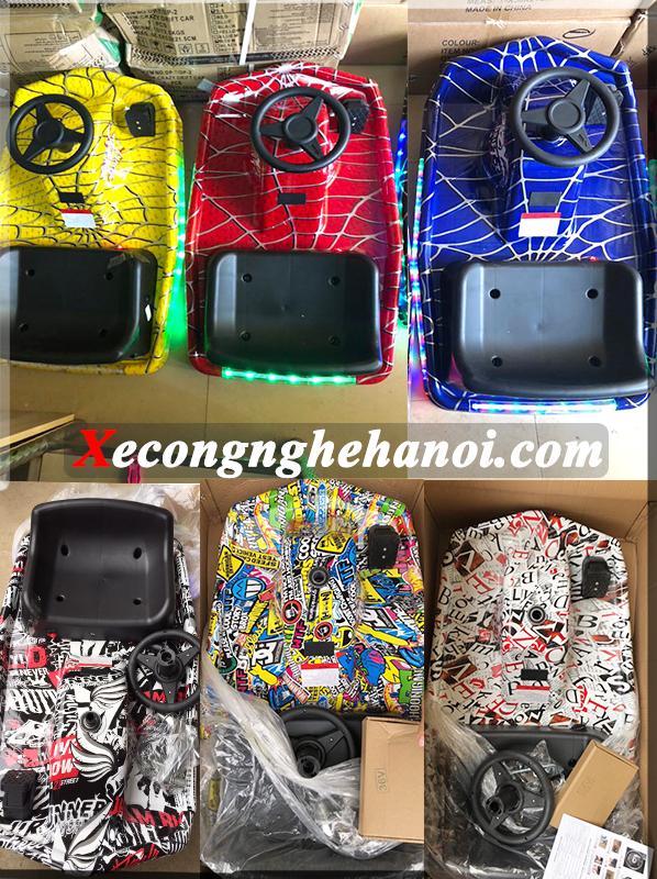 xe xuồng bay 360 độ phân phối bởi xecongnghehanoi.com