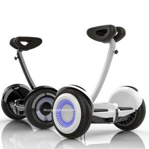 xe dien 2 banh can bang mini robot x 2020 kep goi app fotbot